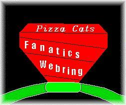 The Pizza Cats Fanatics Ring
